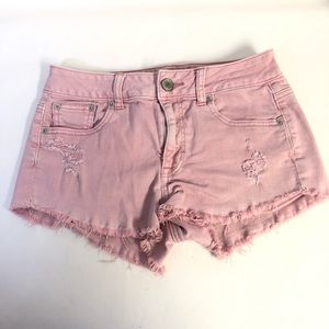 American Eagle Outfitters Pink Shorts